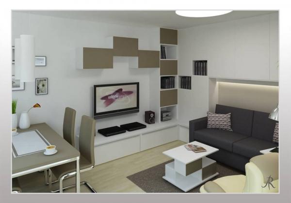 Ales-Art.cz - Malý obývací pokoj